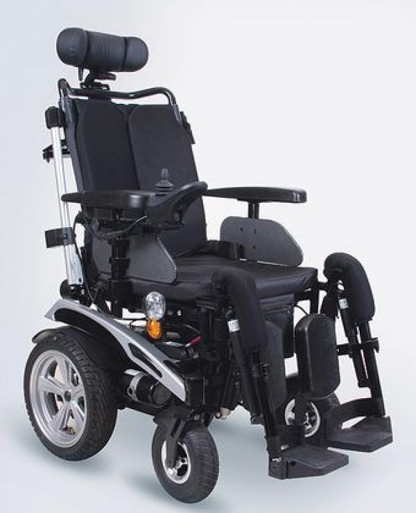 Mobilni niepełnosprawni